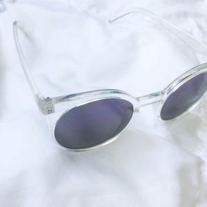89fd23c1b9b PacSun Accessories - PacSun Clear Sunglasses